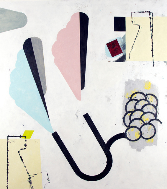 Paulo Whitaker, 'Untitled', 2017, Painting, Oil on canvas, Galeria Marília Razuk