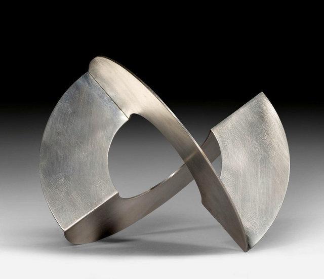 Josef Staub, 'Untitled', 1947, Sculpture, Chrome steel, Koller Auctions