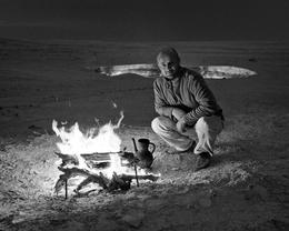, 'Opportunity (Dervaza Gas Crater, Karakoum Desert, Turkmenistan),' 2010, Pushkin House