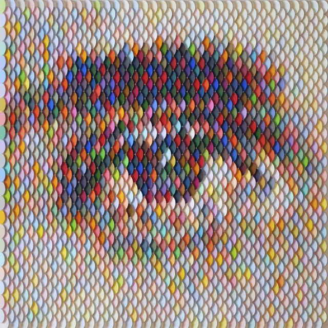, 'Eye (Hindmarch) ,' 2017, Andrea Schwartz Gallery