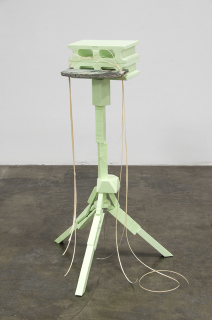 , 'Jade Tongue,' 2016, Shoshana Wayne Gallery