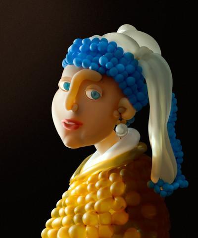 Kelly Cheatle & Larry Moss, 'Pearl Earring', ArtStar