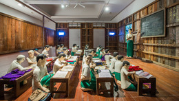 Nge Lay, 'The Sick Classroom', 2013, Singapore Art Museum (SAM)