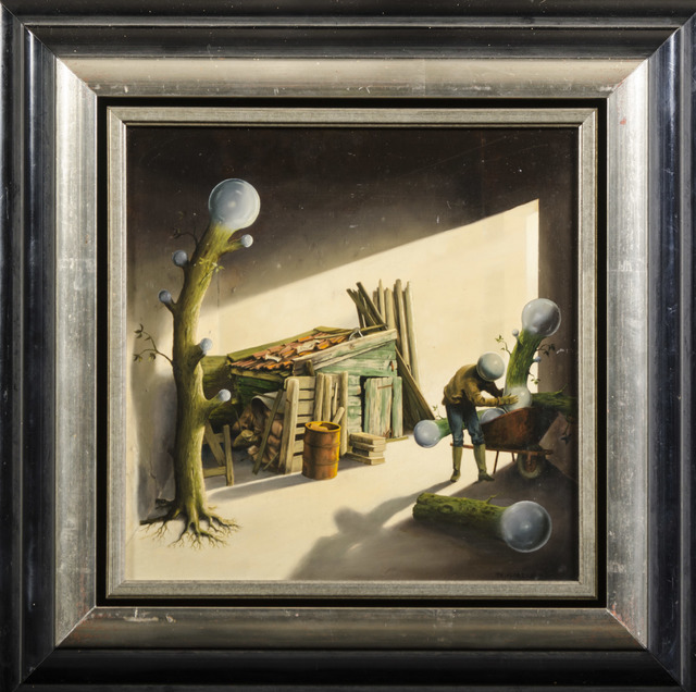 , 'An Experiment Out of Hand II,' , Hieronymus