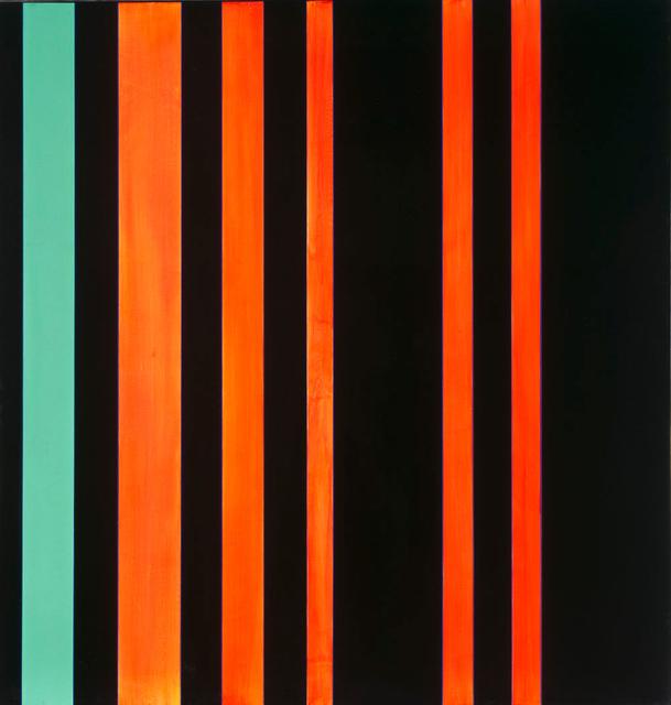 , 'Vert excentrique,' 1968, Walter Storms Galerie