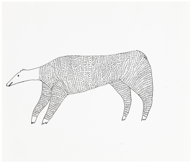 , 'Spotted Bear,' undated, Gallery NAGA