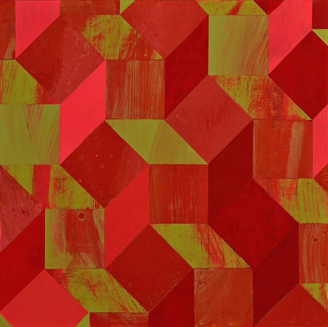 , 'Tumble 1,' 2014, Hal Bromm