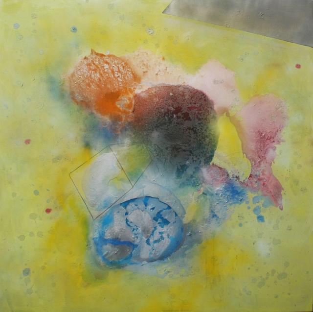 Bonita Helmer, 'Wanderer III', 2016, Painting, Acrylic and Spray Paint on Canvas, George Billis Gallery