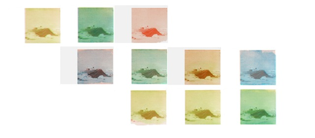 , 'Carenero. Colour Testing,' 2013, Maddox Arts