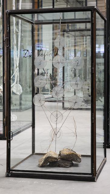 , 'die Sefiroth,' 2010, Gagosian
