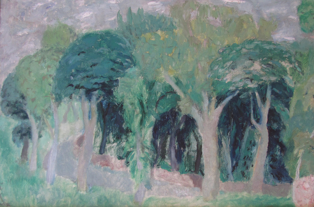 , 'The Lark Wood, Summer,' 1940, The Scottish Gallery