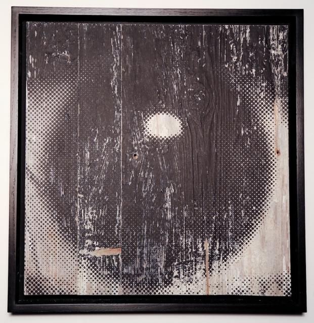 , 'Oeil Trame #18,' 2012, Danysz Gallery