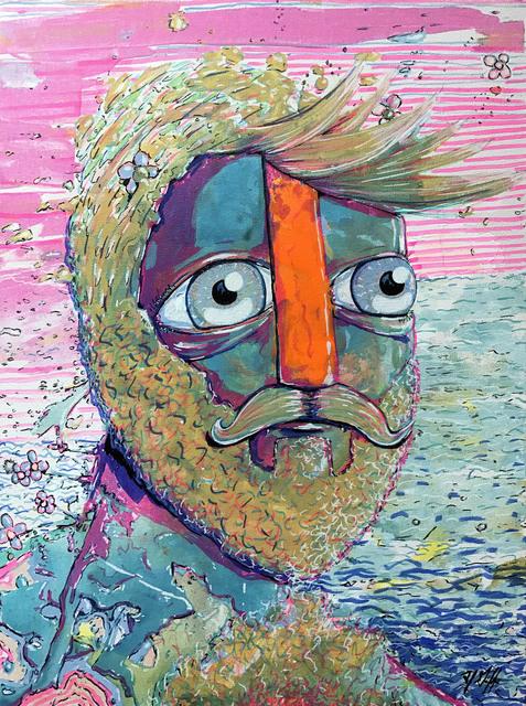 , 'Ocean Air,' 2017, Ro2 Art