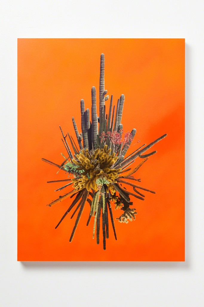 Stephen Eichhorn, 'Holy Mountain (Orange),' 2012, CES Gallery