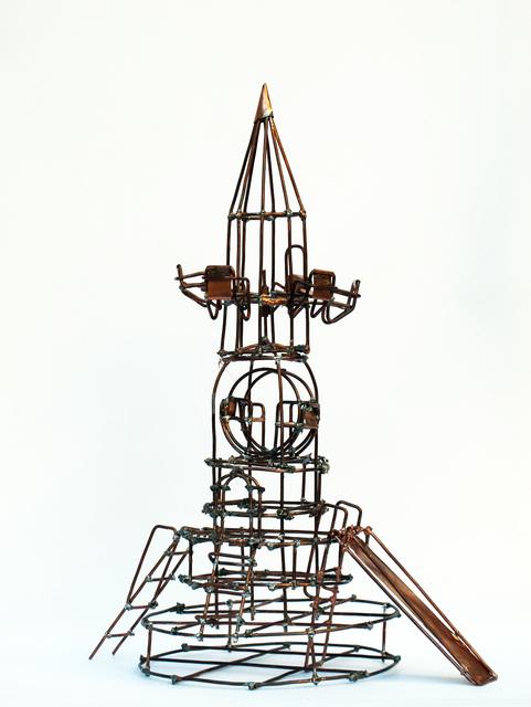 , 'Frammenti di città dei balocchi,' 2014, Magazzino