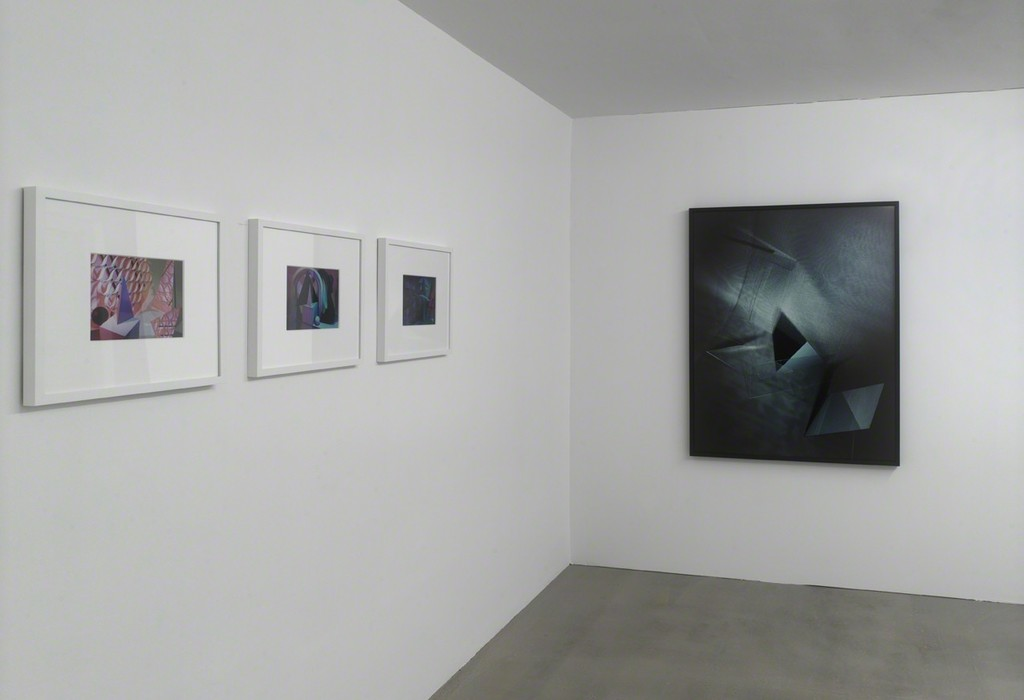 "installation view ""Scenes"", Kadel Willborn, Düsseldorf, Germany, 2013"