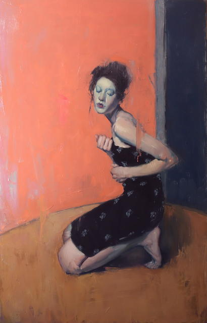 , 'On Her Knees,' 2015, Nikola Rukaj Gallery