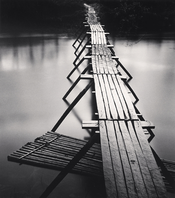 , 'Wooden Bridge Study 1, Tuokou Village, Jiangxi, China,' 2017, A Gallery for Fine Photography