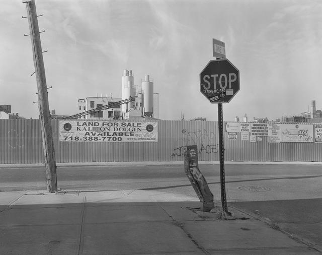 , 'REAL, Bogart and Ingraham St., Bushwick, Brooklyn, NY,' 2013, ART 3 | SILAS VON MORISSE