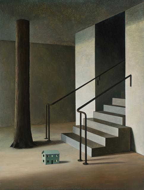 , '《_的路程》,' 2014, Gallery Skape
