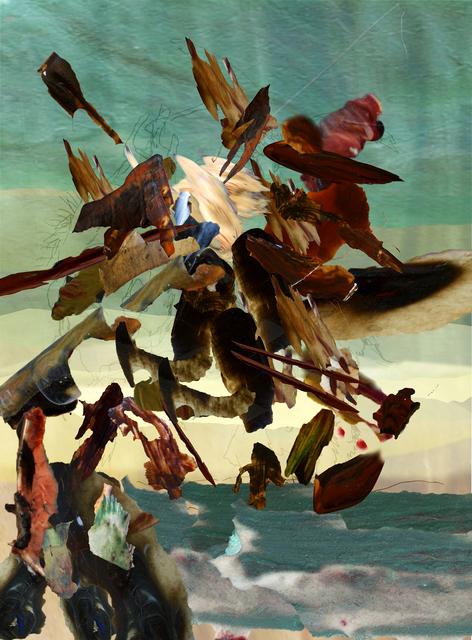 , 'Composition After Saint Anthony,' 2018, Kovet.Art