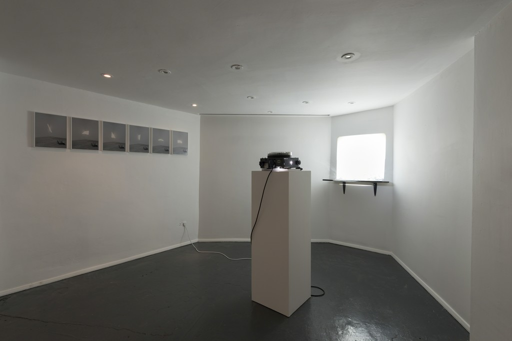 Installation Shot; Francisco Ugarte