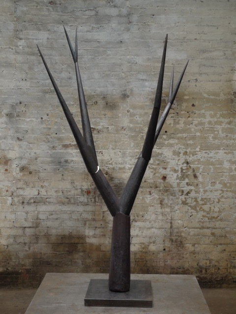 , 'Bifurcation Tree,' 2014, Ille Arts