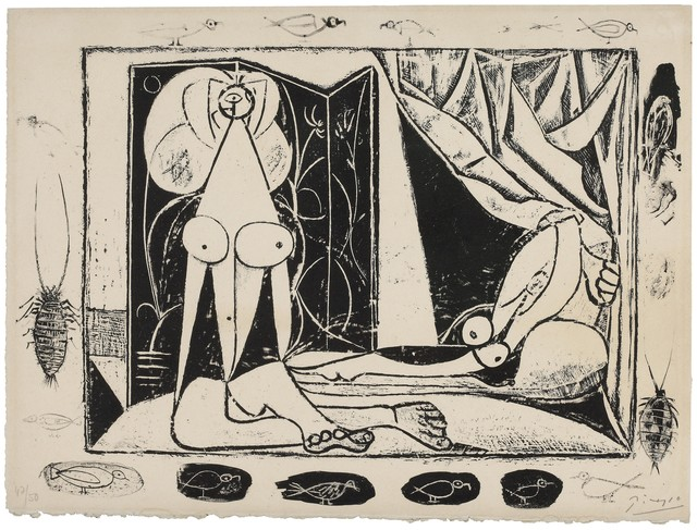 , 'Les Deux femmes nues,' 1946, Sims Reed Gallery