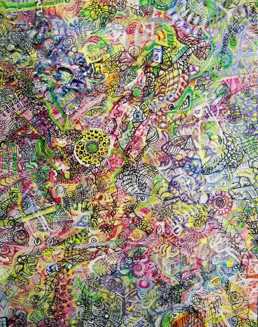 , 'Kykeon,' 2016, Duane Reed Gallery