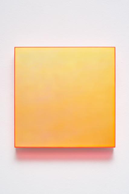 Regine Schumann, 'color radiant red bonn', 2018, Galerie Judith Andreae
