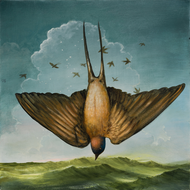 Kevin Sloan, 'The Ascension of St. Swallow', 2019, Conde Contemporary