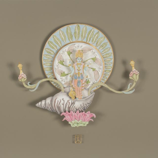 , 'Vishnu,' 2019, Beatriz Esguerra Art
