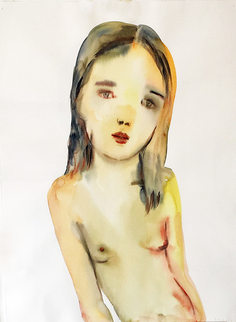 , 'Girl,' 2003, Madelyn Jordon Fine Art