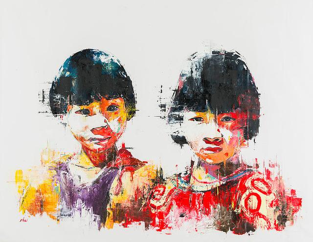 , 'Two,' 2016, BOCCARA ART
