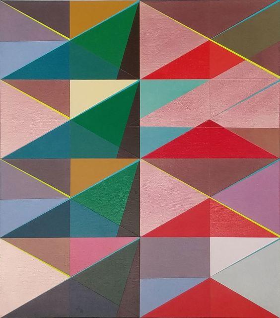 , 'Dusk,' 2017, De Buck Gallery