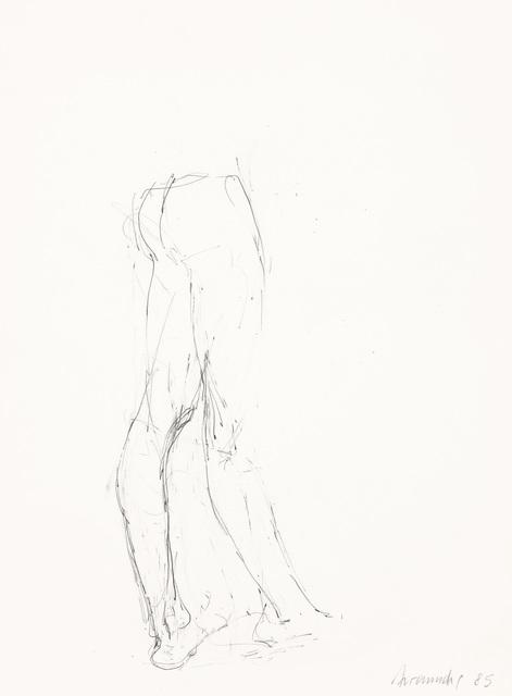 , 'Nude,' 1985, Galerie Bei Der Albertina Zetter