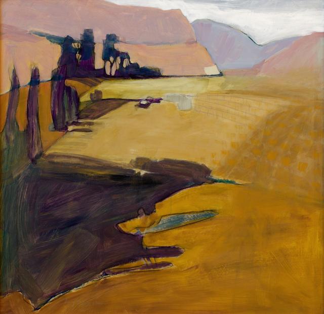 , '5 O'clock Shadow,' , Abend Gallery