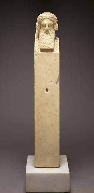 'Herm of Hermes',  second half of 1st century, J. Paul Getty Museum