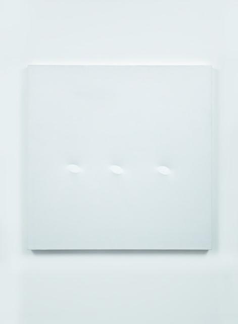, 'Tre ovali bianchi,' 1978, Almine Rech