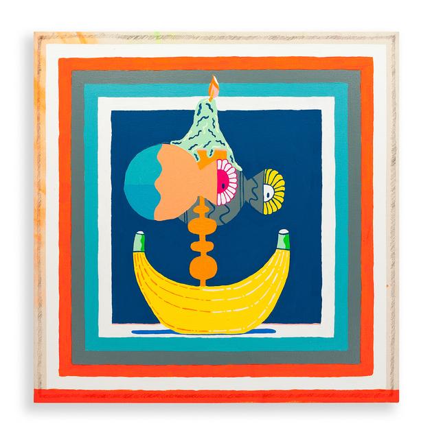 , 'Candle with Banana,' 2016, Garis & Hahn
