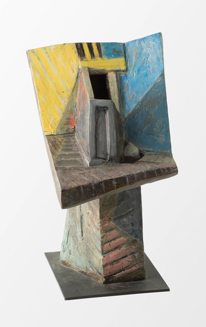 , 'Head of Stairs,' 1998, The Mayor Gallery