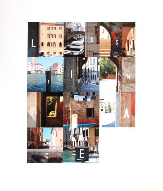 , 'Words 26 (B),' 2015, Galerie Bart