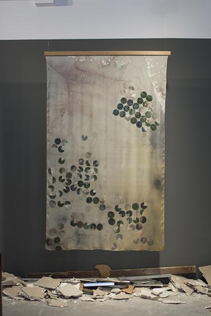 , 'Cultivando desierto,' 2017, Travesia Cuatro