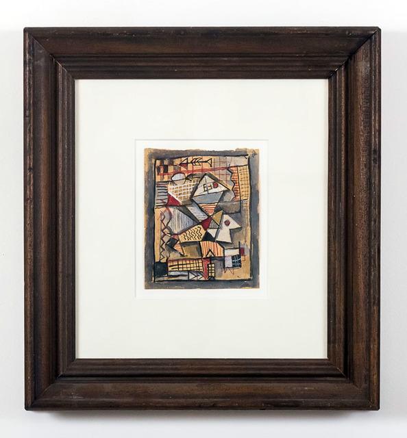 , 'Constructivo con Pez ,' 1949, Fromkin Fine Art