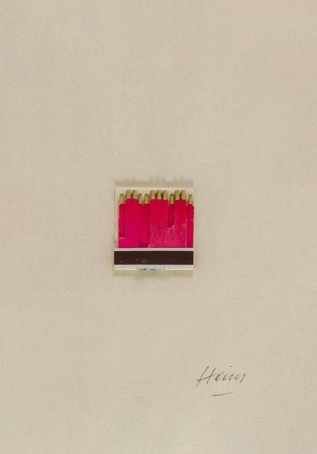 Raymond Hains, 'Saffa', 1974, ArtRite