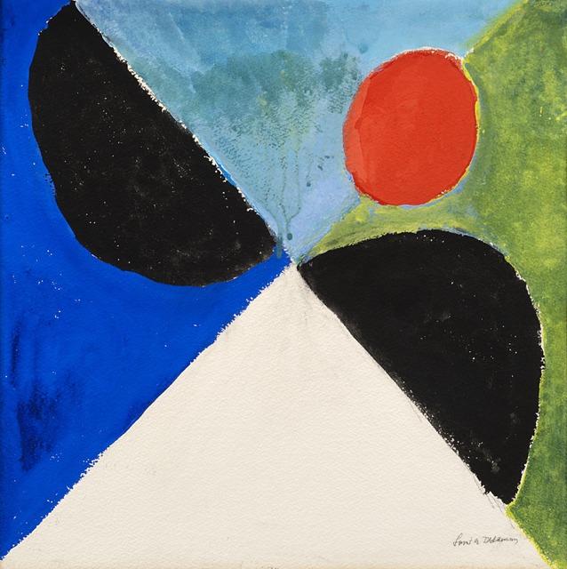 Sonia Delaunay, 'Rythme couleur', 1972, Il Ponte