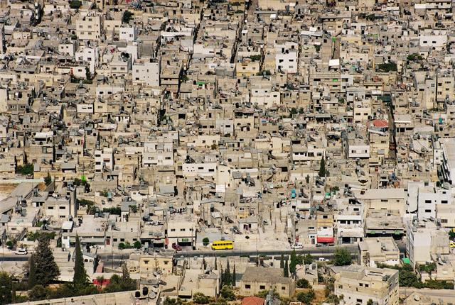 , 'Balata refugee camp, Nablus,' 2001, Ronald Feldman Gallery
