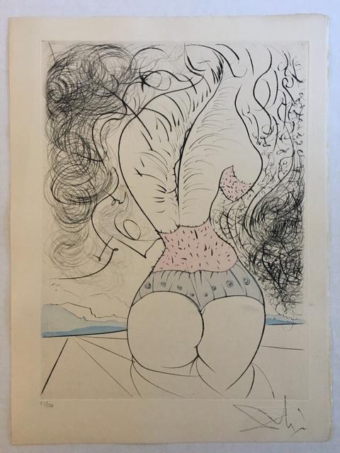 Salvador Dalí, 'Le Torse (The Torso)', 1969, Puccio Fine Art