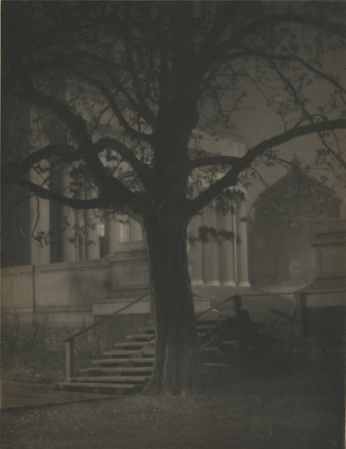 , 'From Faculty Club, Columbia University,' ca. 1920, Richard Moore Photographs