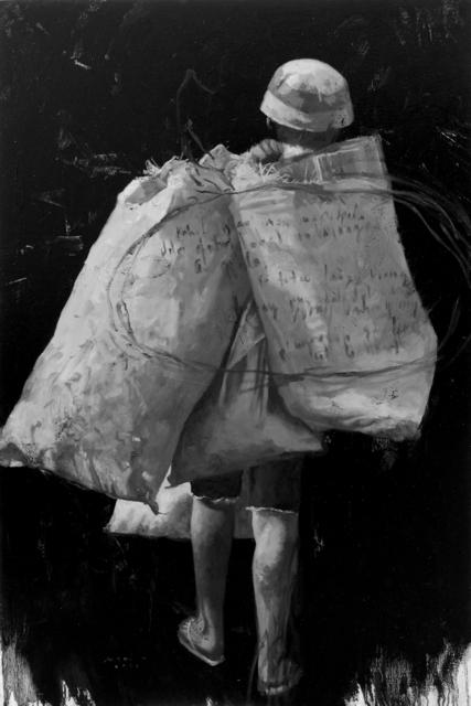 , 'To anywhere,' 2018, Yavuz Gallery
